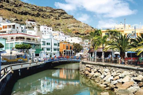 Puerto de Mogán la Venecia de Canarias