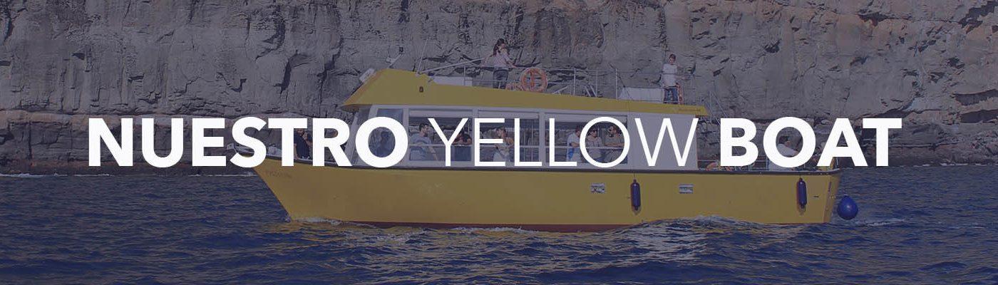 Sobre Nosotros - Yellow Boat Mogan